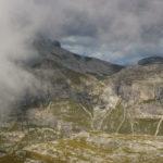 Wolken über dem Langental