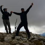 Gipfelglück zu zweit
