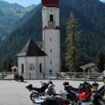 Tiroler Kitsch beim Zwischenstop