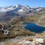 Die beiden Seen, nicht ganz die Postkartenperspektive