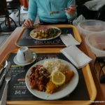 Mittagessen bei der Koenigsbourg