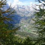 Zufahrt zum Mont-Blanc-Tunnel