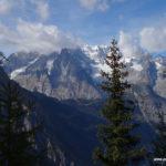 Hier könnte sich der Mont Blanc verstecken