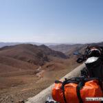 Blick zurück ins Todra-Tal