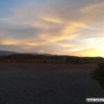 Einsam rund um die Unterkunft